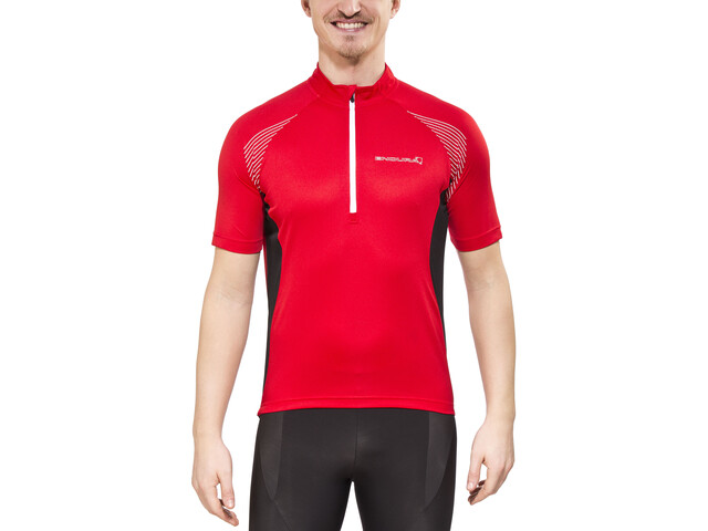 Endura Xtract II maglietta a maniche corte Uomo, red